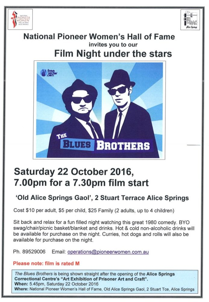Blues Brothers Film Night October 2016 Compressed