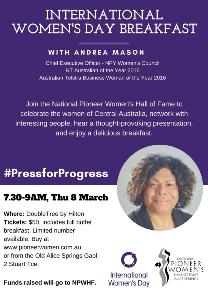 International Womens Day Breakfast 1